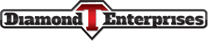 Diamond T Enterprises Logo