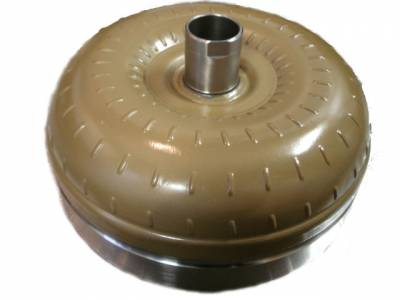 Diamond T Enterprises - Torque Converter, Ford (1999-03) 5.4L Gas F-250/F-350, Triple Disk (4R100 with 4 stud converter)